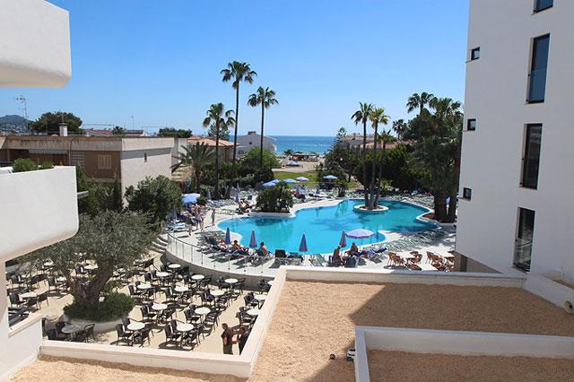 Hotel-Eden-Playa Alcudia