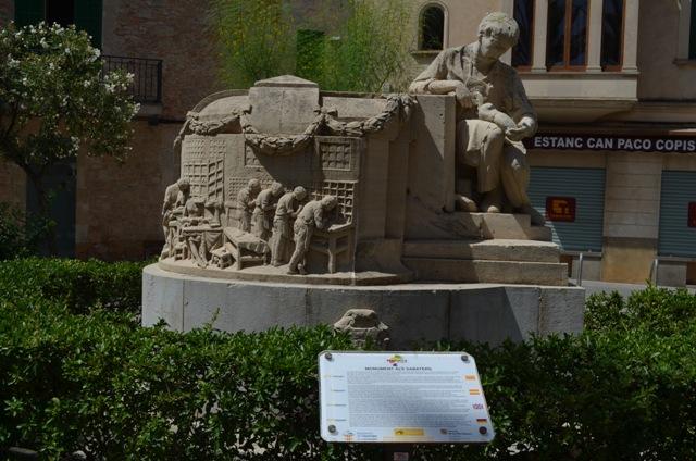Schumacher Denkmal Llucmajor