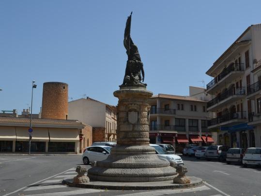 Denkmal Jaime III.
