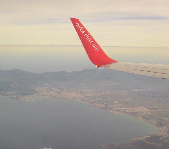 Air Berlin Mallorca