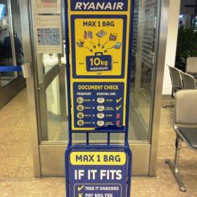 Ryanair bietet Tickets für 5 Euro an