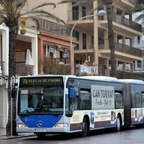Freie Oberkörper in Bussen auf Mallorca verboten