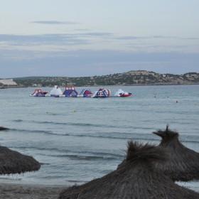 Wasserparks vor Mallorcas Küste angegriffen
