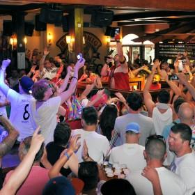 Casting für DSDS im Bierkönig auf Mallorca