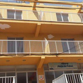 Weitere Flüchtlinge finden an der Playa de Palma Unterkunft