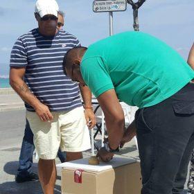 Hütchenspieler an der Playa de Palma festgenommen