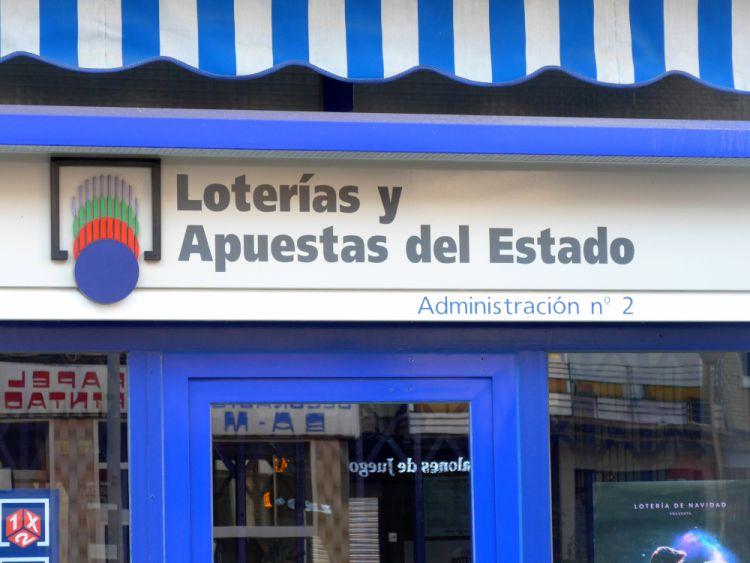 Lose für die spanische Weihnachtslotterie werden nicht nur in den Verkaufsstellen des Landes verkauft, sondern auch über das Internet