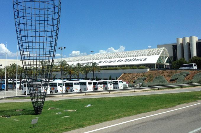 Flughafen Palma de Mallorca (PMI)
