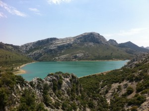 Stausee Mallorca