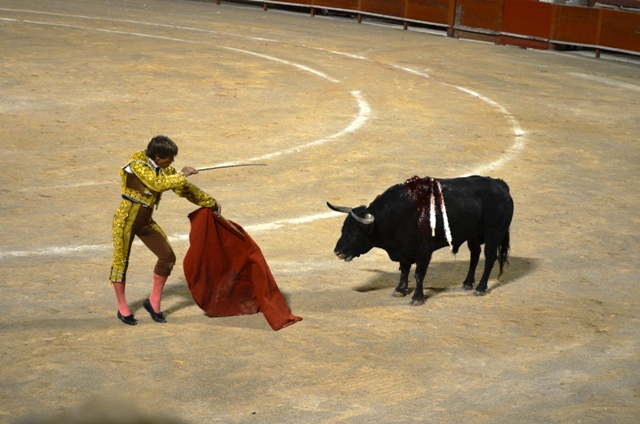 Manuel Diaz El Cordobes Stierkampf Palma de Mallorca