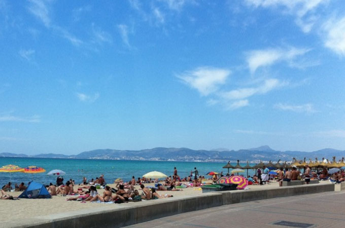Hotels Am Ballermann Mallorca