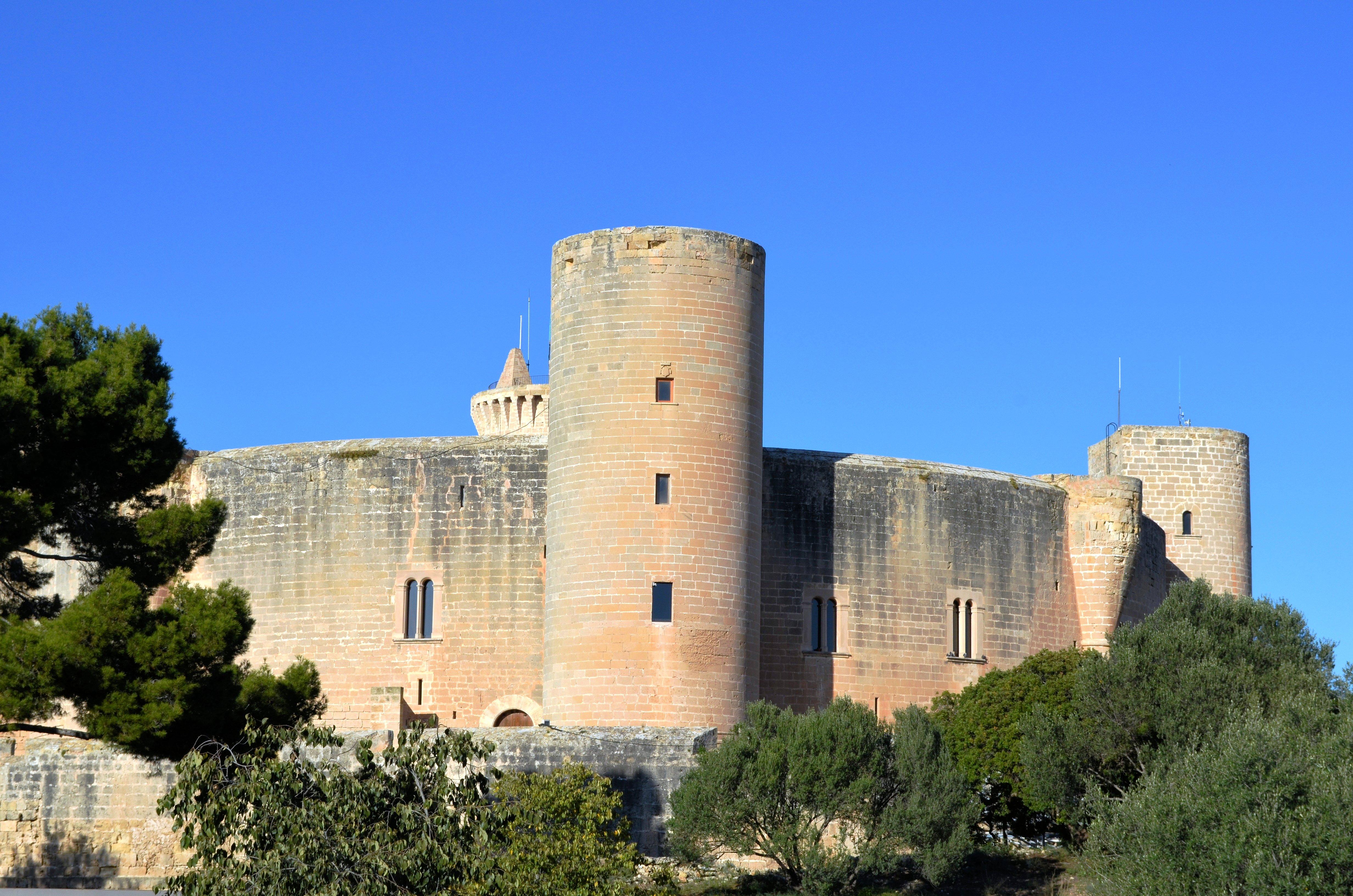 Schloss Bellver Mallorca