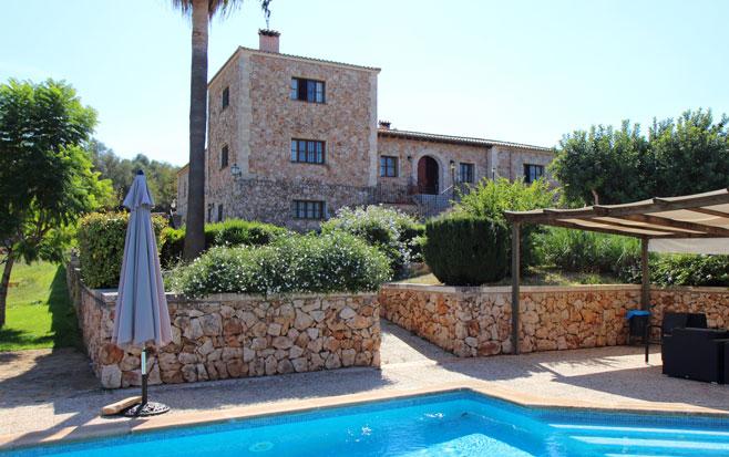 Symbolbild Finca auf Mallorca