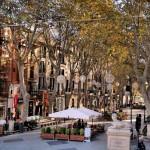 Passeig Born Mallorca