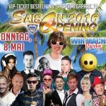 Opening Megapark Mallorca 2016