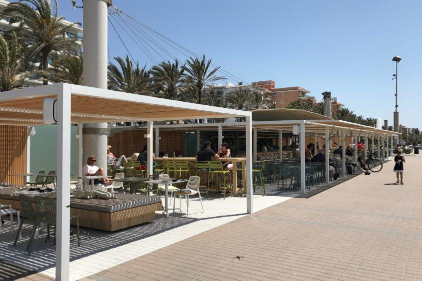 Strandbude Ballmermann 6 Mallorca
