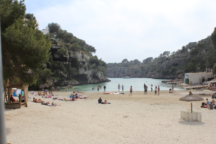 Cala Pi Bucht auf Mallorca