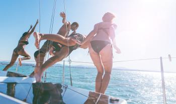 Boot chartern auf Mallorca