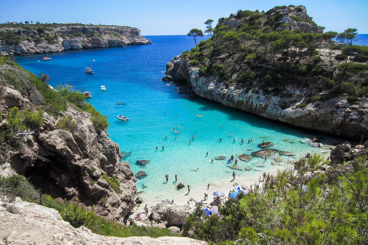 Mallorca Urlaub Strand